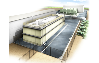 簡易水道施設実施設計(山口県)